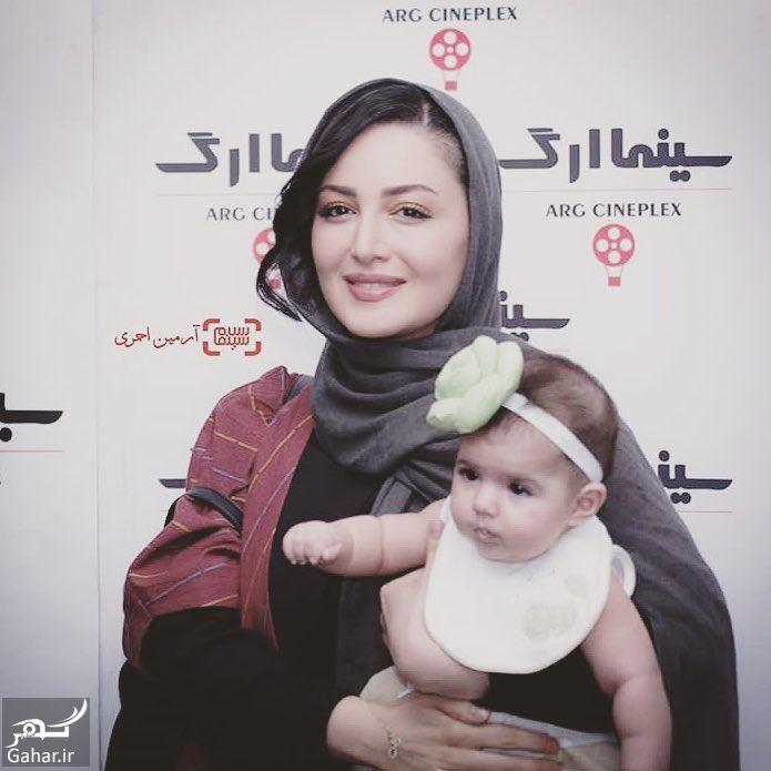 عکس های جدید و زیبا از شیلا خداداد و دخترش (ساتین) در مراسم تقدیر از حمید نعمت الله, جدید 99 -گهر
