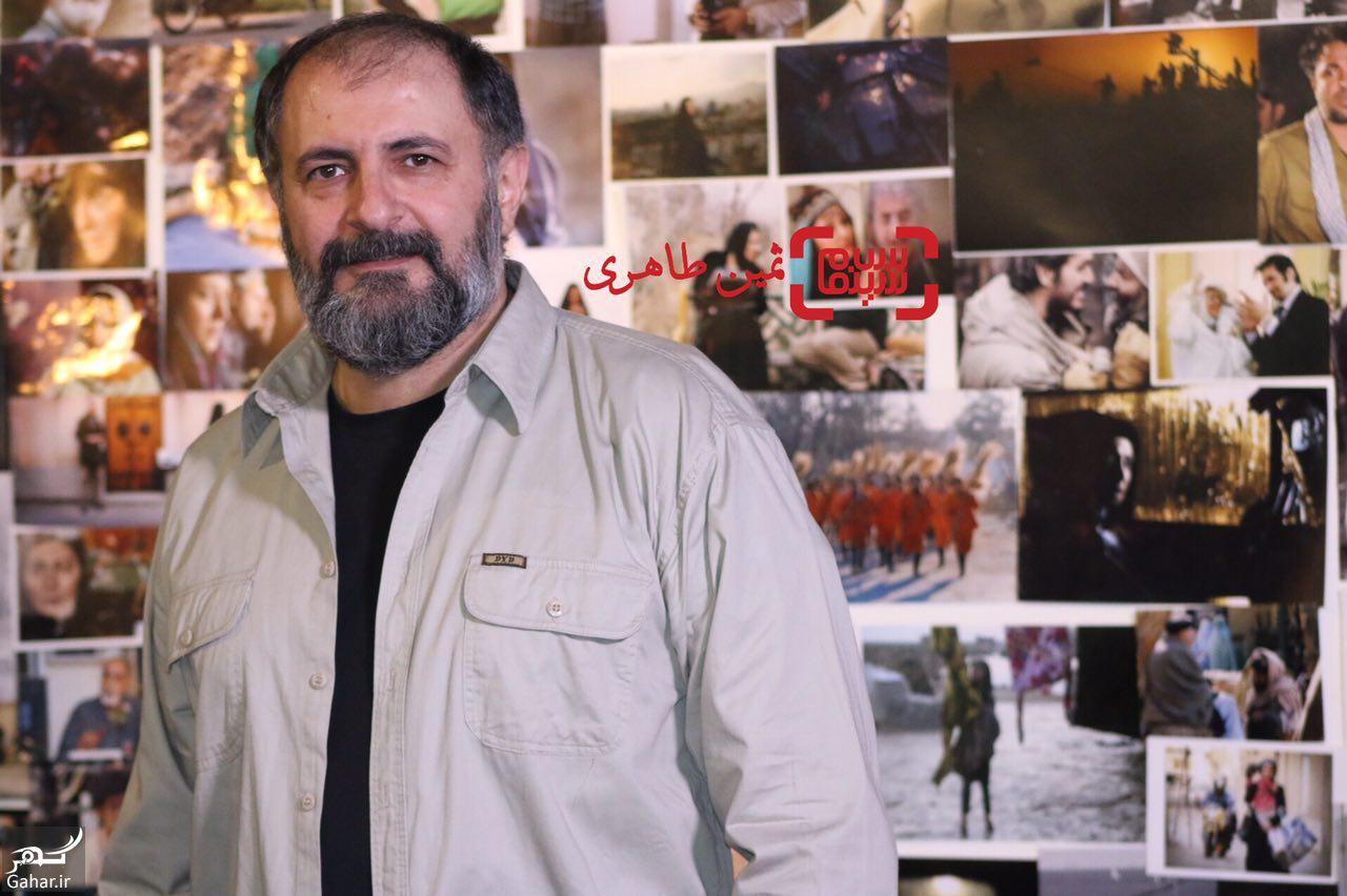 گزارش تصویری/ حضور هنرمندان در سومین جشن عکاسان سینما, جدید 1400 -گهر