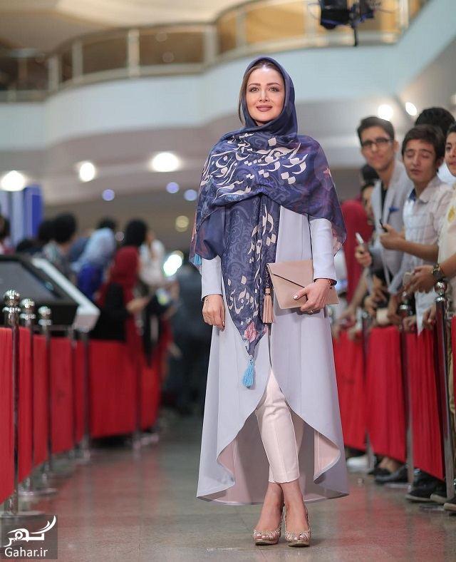 تصاویر/ پوشش متفاوت هنرمندان در هفدهمین جشن حافظ, جدید 1400 -گهر