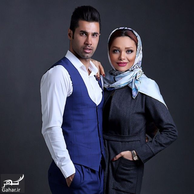 046774 Gahar ir عکس های دیدنی محسن فروزان و همسر مدلینگ اش