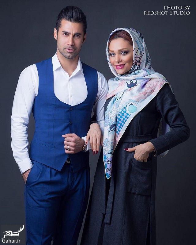 097939 Gahar ir عکس های دیدنی محسن فروزان و همسر مدلینگ اش