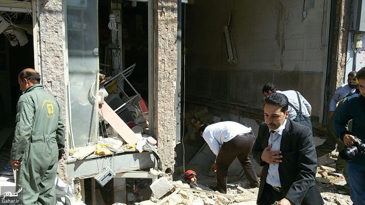 248771 Gahar ir علت انفجار مرگبار مقابل حرم حضرت معصومه (س) + تصاویر