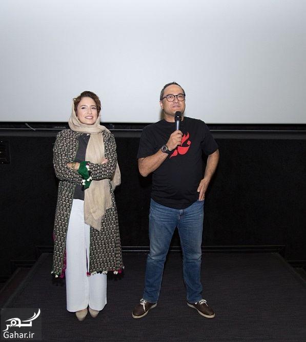 تصاویر اکران مردمی فیلم «نگار» با حضور رامبد جوان و نگار جواهریان, جدید 1400 -گهر
