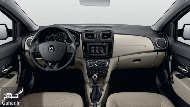 380019 Gahar ir مشخصات فنی و ظاهری خودروي رنو سيمبل / عكس