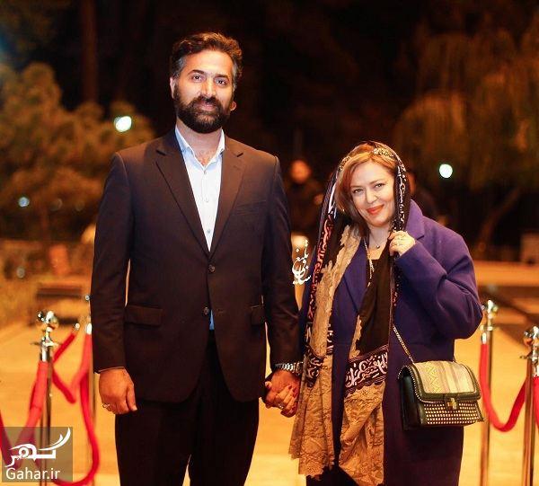 166985 Gahar ir استایل جدید بهاره رهنما و همسرش در جشن موسیقی ما / تصاویر