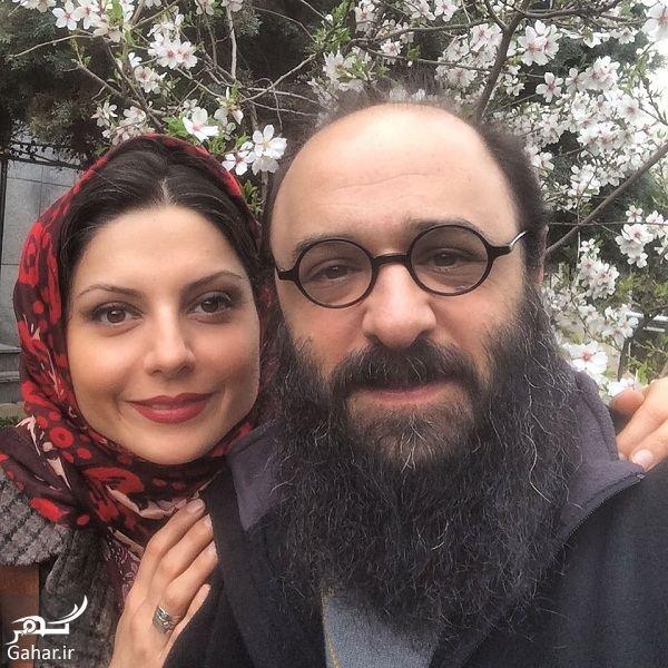 382952 Gahar ir عکس متفاوت و دیدنی سولماز غنی و همسرش