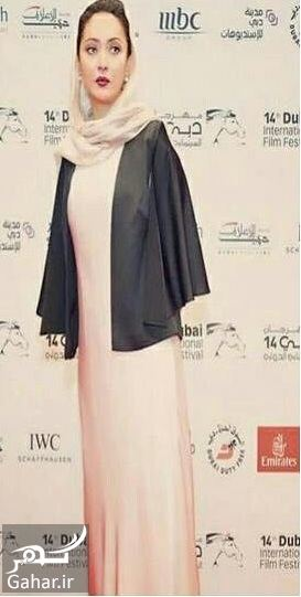 388565 Gahar ir عکسهای زیبای نیکی کریمی با استایل متفاوت در اختتامیه جشنواره فیلم دبی