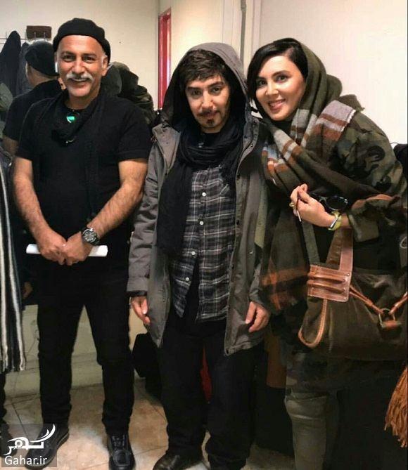 عکس لیلا بلوکات با بازیگر زن مردنما!, جدید 1400 -گهر