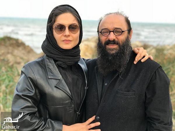 442436 Gahar ir عکس متفاوت و دیدنی سولماز غنی و همسرش