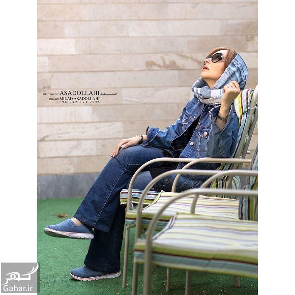 عکس جدید پرستو صالحی با ژستی متفاوت, جدید 1400 -گهر