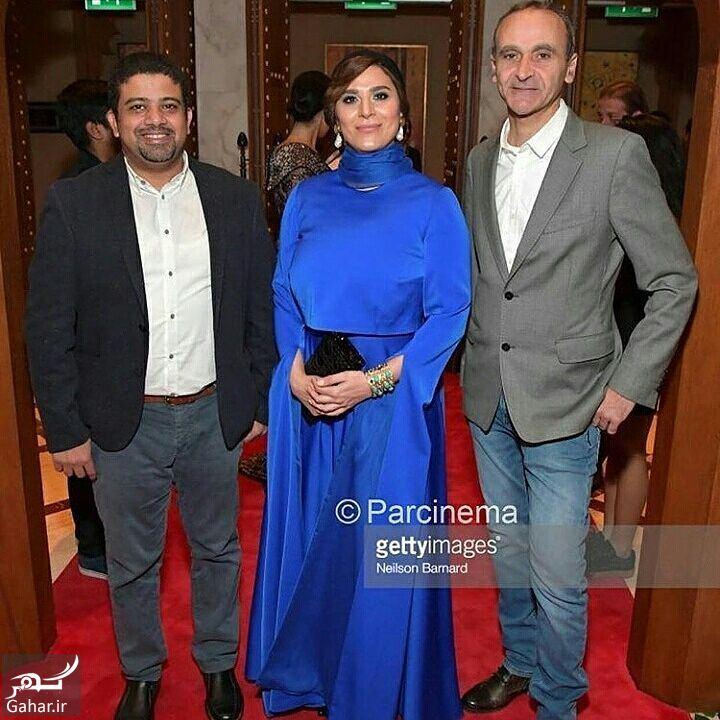 استایل سحر دولتشاهی در اختتامیه فیلم دبی / عکس, جدید 1400 -گهر