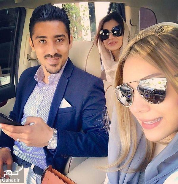 شغل سروین بیات همسر رضا قوچان نژاد چیست؟ + تصاویر شخصی, جدید 1400 -گهر