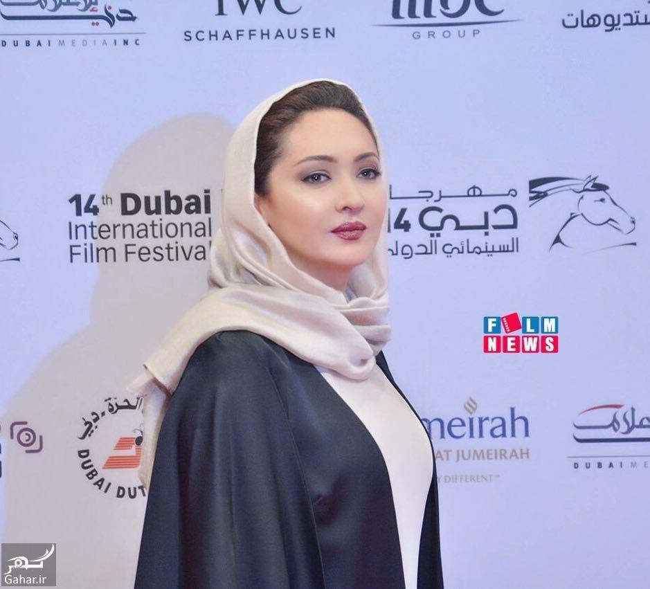 883041 Gahar ir عکسهای زیبای نیکی کریمی با استایل متفاوت در اختتامیه جشنواره فیلم دبی