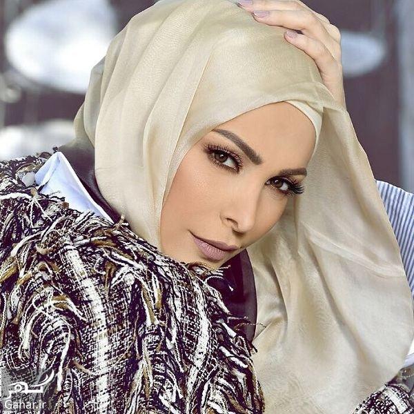 اَمَل حجازی خواننده معروف و محبوب لبنانی محجبه شد / عکس, جدید 1400 -گهر