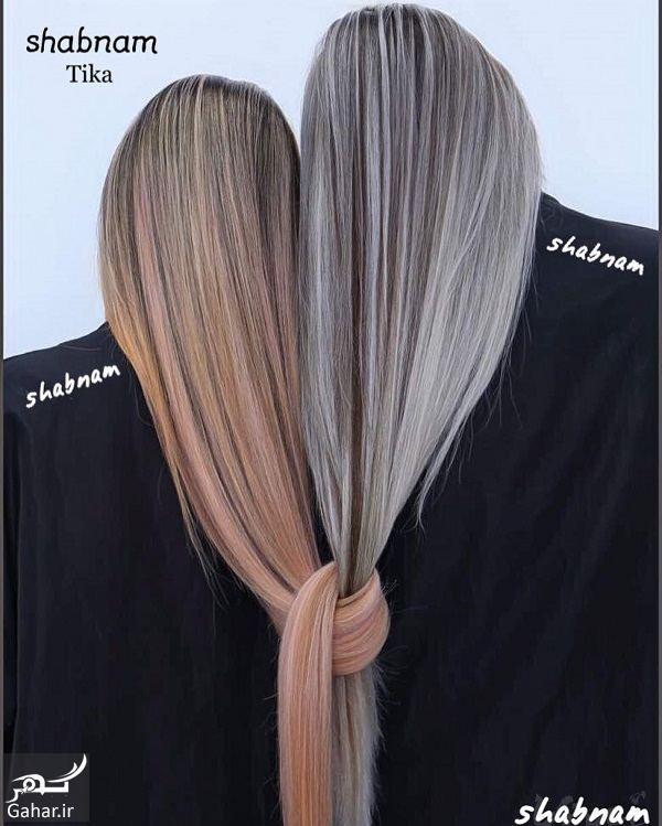 مدلهای جدید و جذاب هایلایت مو, جدید 1400 -گهر