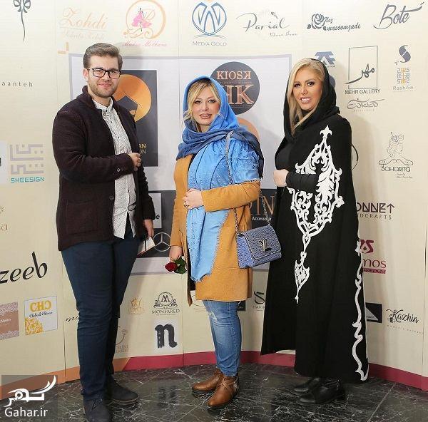 585633 Gahar ir تیپ بازیگران در مراسم بزرگترین رویداد طراحان برتر لباس / تصاویر