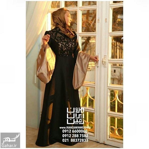 006096 Gahar ir مدل شدن مریم کاویانی برای یک مزون لباس / 2 عکس