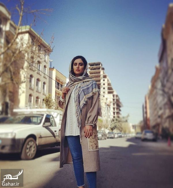 عکسهای هانیه غلامی در تعطیلات نوروز ۹۷, جدید 1400 -گهر