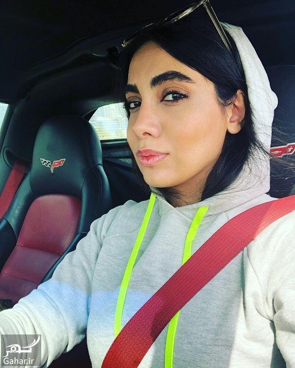 249953 Gahar ir کشف حجاب الهه فرشچی و ترک بازیگری! / عکس