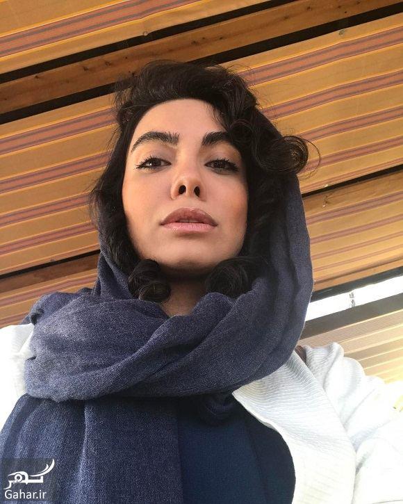 538551 Gahar ir کشف حجاب الهه فرشچی و ترک بازیگری! / عکس