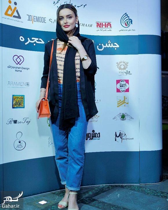 100751 Gahar ir استایل متفاوت نیلوفر پارسا در موسسه مد حمایت از زنان
