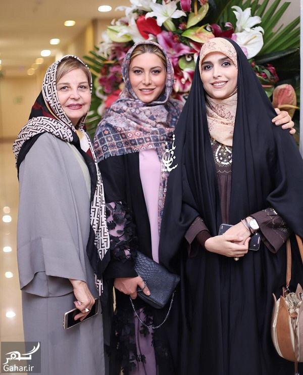 112794 Gahar ir عکسهای دیدنی بازیگران در افتتاحیه سالن زیبایی مریم سلطانی
