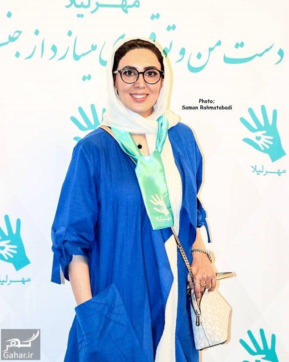 160887 Gahar ir حضور هنرمندان و بازیگران در مراسم خیریه مهر لیلا رمضان 97