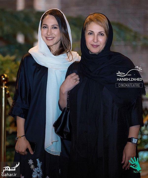 204146 Gahar ir عکس فاطمه گودرزی و دخترش در مراسم خیریه مهر لیلا