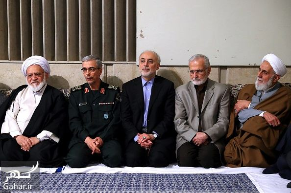 216331 Gahar ir عکسهای دیدنی از دیدار رهبری با سران و فعالان سیاسی فرهنگی