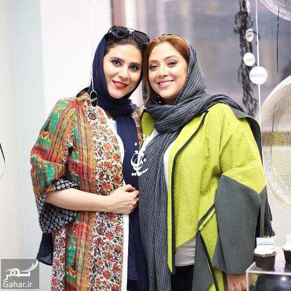 252191 Gahar ir عکسهای دیدنی بازیگران در افتتاحیه سالن زیبایی مریم سلطانی