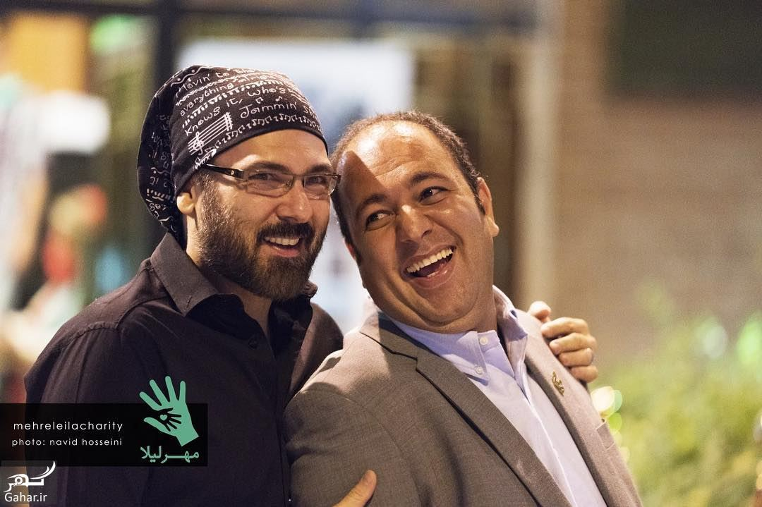 293873 Gahar ir عکسهای جدید بازیگران در ضیافت خیریه مهر لیلا