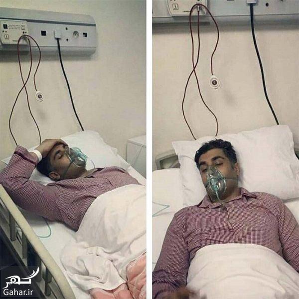 312173 Gahar ir سکته قلبی شهاب مظفری خواننده جوان پاپ / عکس