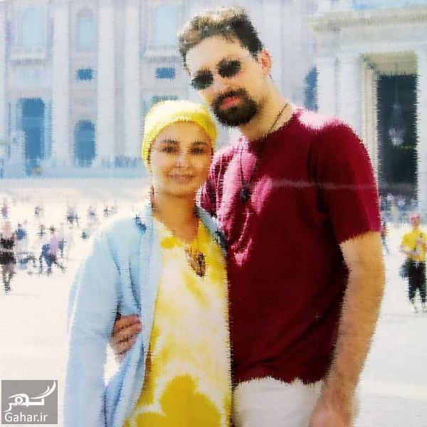 331770 Gahar ir ماجرای ازدواج و طلاق ماهایا پطروسیان + عکس همسرش