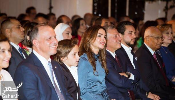 346924 Gahar ir عکسهای مراسم رسمی فارغ التحصیلی دختر پادشاه اردن