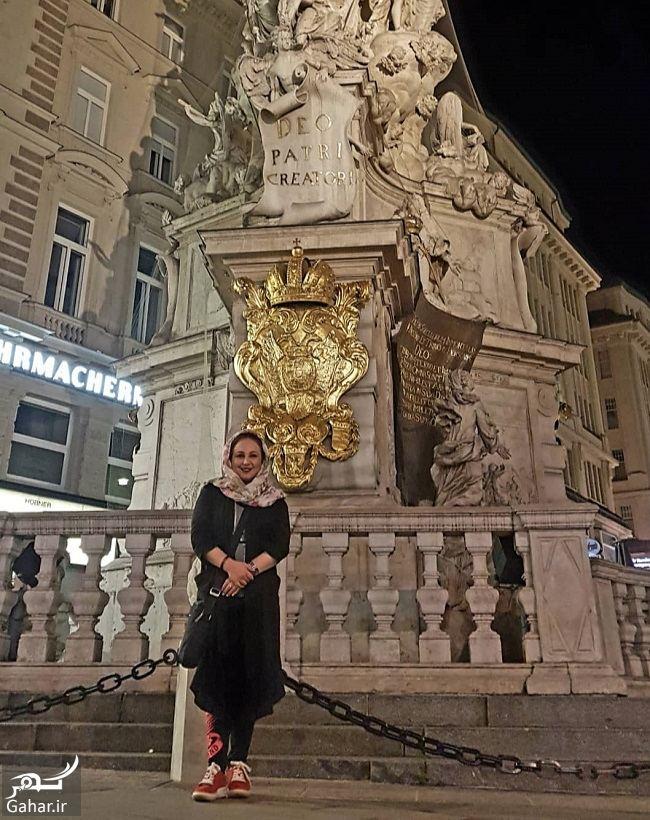 358850 Gahar ir عکسهای دیدنی بهنوش بختیاری و آزاده صمدی در اتریش