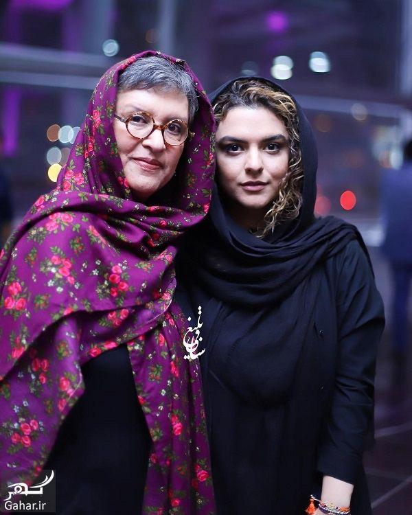 عکسهای رویا تیموریان و دخترش در اکران فیلم خجالت نکش, جدید 99 -گهر