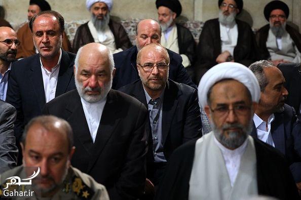 458769 Gahar ir عکسهای دیدنی از دیدار رهبری با سران و فعالان سیاسی فرهنگی