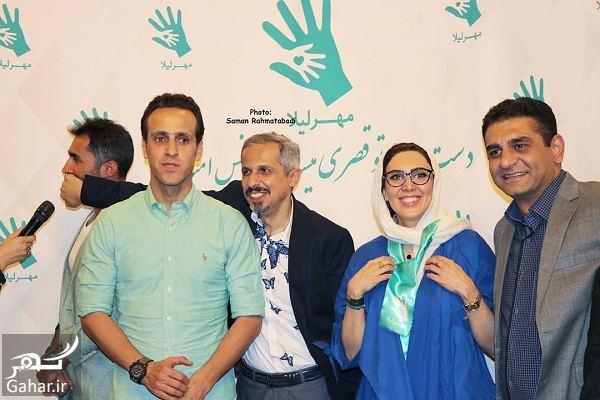 494315 Gahar ir حضور هنرمندان و بازیگران در مراسم خیریه مهر لیلا رمضان 97