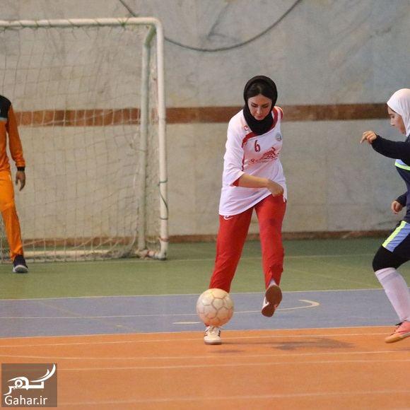 521673 Gahar ir عکسهای مریم خدارحمی در تیم فوتسال هنرمندان