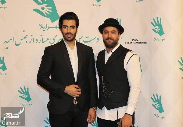 560736 Gahar ir حضور هنرمندان و بازیگران در مراسم خیریه مهر لیلا رمضان 97