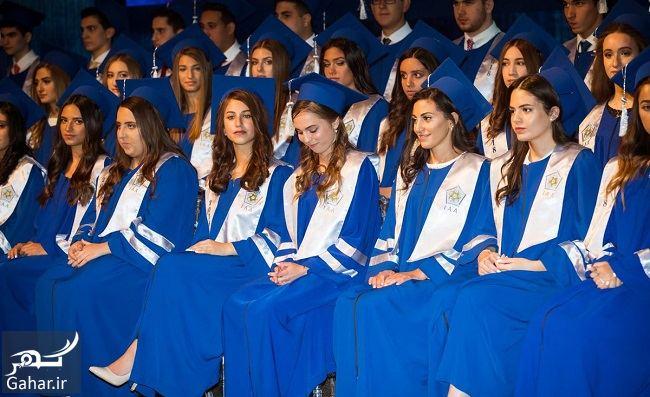 594046 Gahar ir عکسهای مراسم رسمی فارغ التحصیلی دختر پادشاه اردن