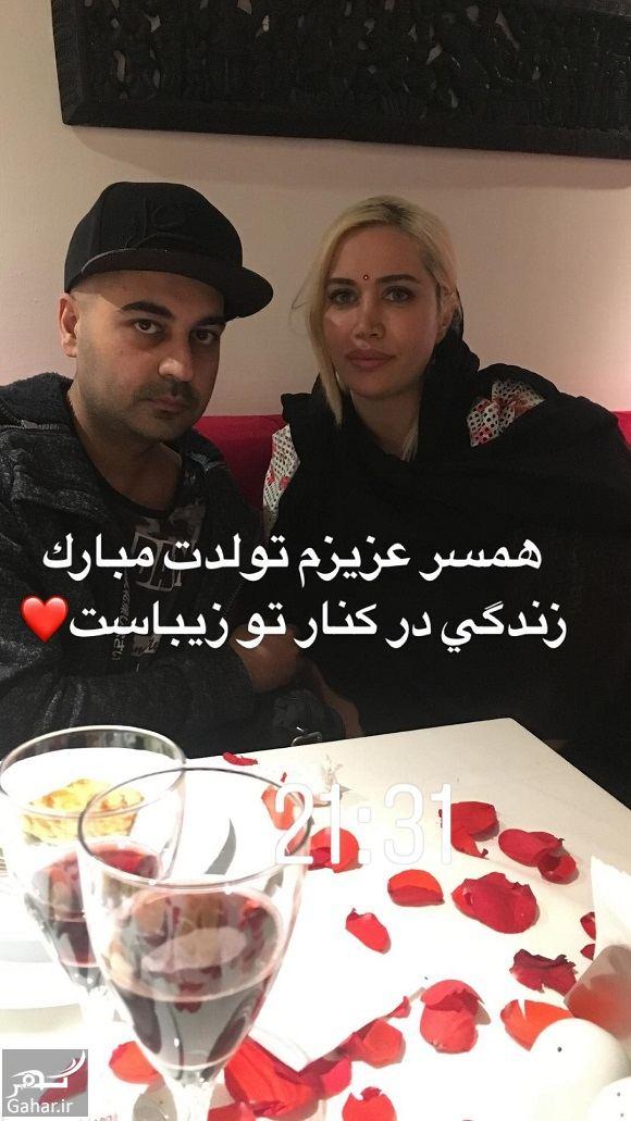 644305 Gahar ir اولین عکس بهنام صفوی و همسرش