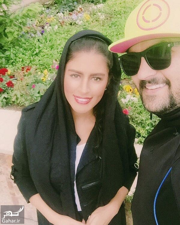 661528 Gahar ir عکس جدید و متفاوت مهدی سلوکی و همسرش
