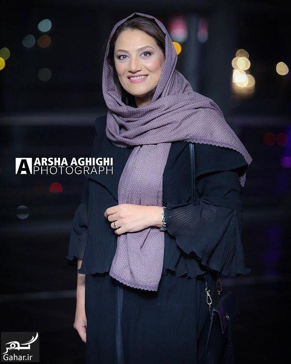 805171 Gahar ir عکسهای جدید شبنم مقدمی در مراسم افتتاحیه ساخت ایران 2