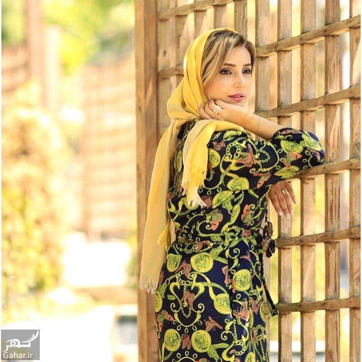 عکسهای آتلیه ای شبنم قلی خانی, جدید 1400 -گهر