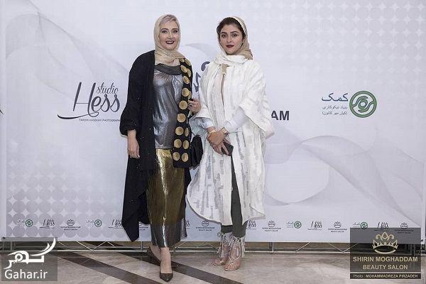 عکس های جذاب کتایون ریاحی و نرگس محمدی در افتتاحیه یک سالن زیبایی, جدید 1400 -گهر