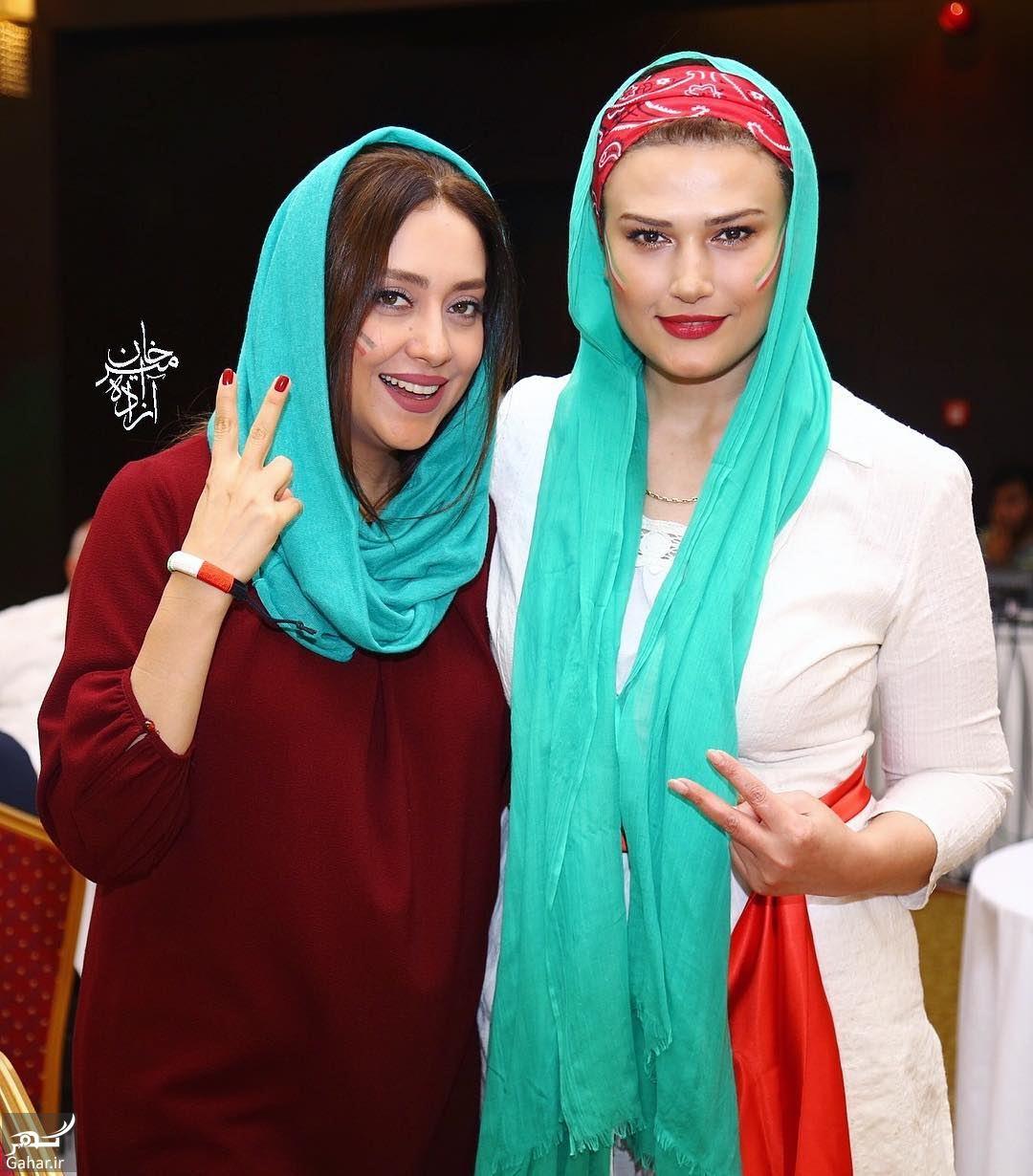 566954 Gahar ir مهمانی خصوصی بازیگران به مناسبت بازی ایران مراکش / تصاویر