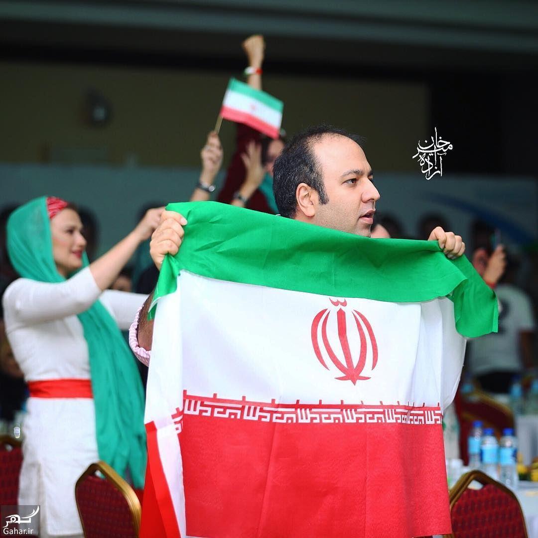 907069 Gahar ir مهمانی خصوصی بازیگران به مناسبت بازی ایران مراکش / تصاویر