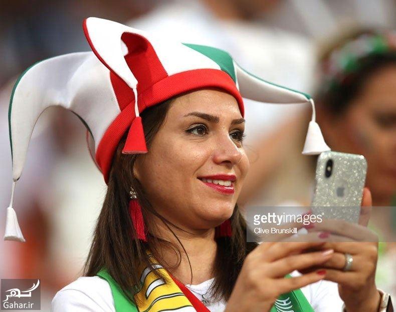 عکس تماشاگران ایرانی در بازی ایران پرتغال در روسیه / ۲۲ عکس, جدید 1400 -گهر