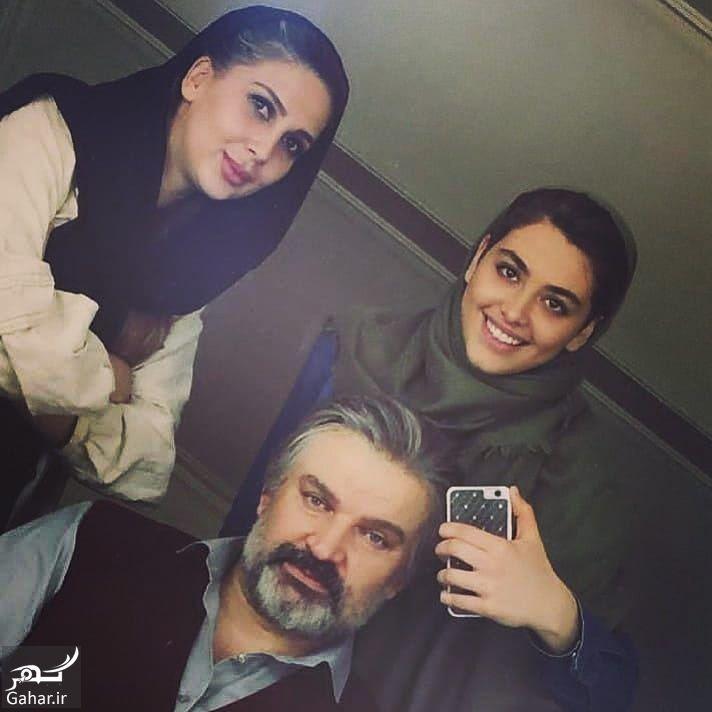 011748 Gahar ir عکسها و بیوگرافی ریحانه پارسا در سریال پدر